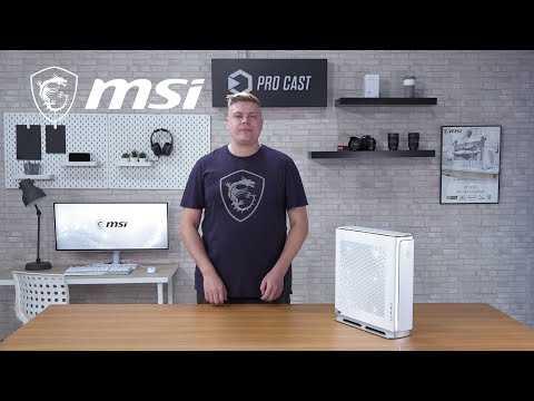 MSI Pro Cast #30 – Prestige P100 Made for Content Creators   Powerful Designer's Desktop   MSI
