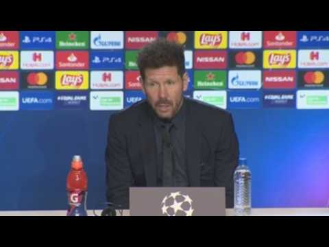 Atletico Madrid clinch berth in Champions League knockout stage