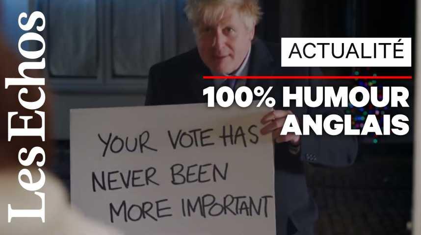 Illustration pour la vidéo Boris Johnson : son clip parodique de « Love Actually » ne fait pas l'unanimité