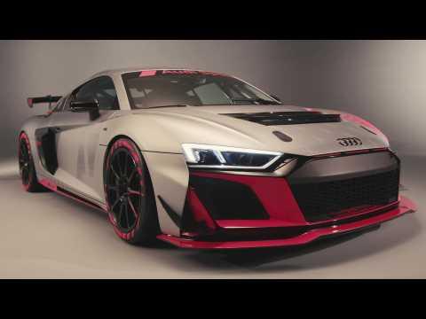 2020 Audi R8 LMS GT4 Design Preview