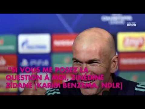 VIDEO: Karim Benzema en équipe de France ? Zinédine Zidane relance le débat