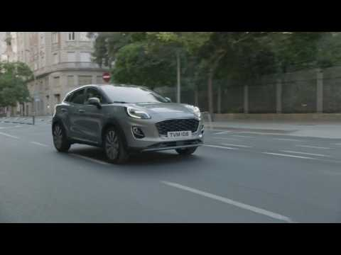 2019 Ford Puma Titanium Driving Video