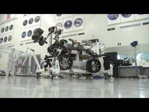 Mars 2020 rover to seek ancient alien life