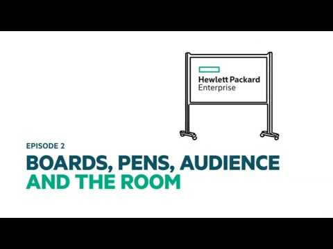 Secrets of Great Whiteboarding - Episode 2 - Boards, Pens, Audience, and the Room