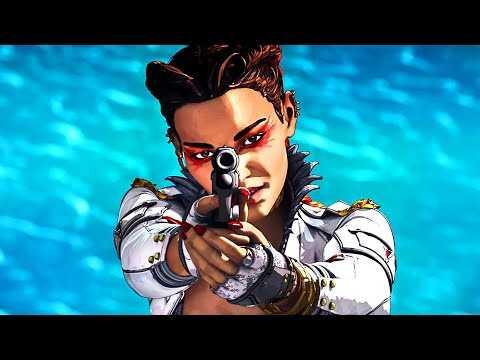 """APEX LEGENDS Season 5 """"Fortune's Favor"""" Official Trailer (2020)"""