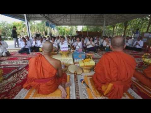Cities across Asia celebrate Buddhist Vesak Day amid COVID-19 restrictions