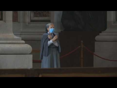 Vatican reopens St Peter's Basilica