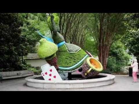 The Atlanta Botanical Garden reopens