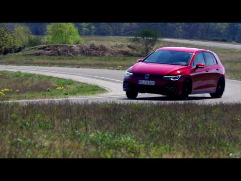 The new Volkswagen Golf GTI Driving Video