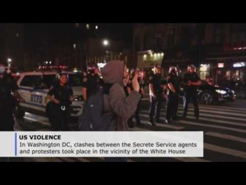 Protests, riots sweep US with curfews, National Guard deployed