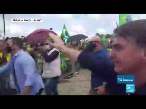 Coronavirus Pandemic: Brazil's Bolsonaro on the spotlight for his handling of the crisis