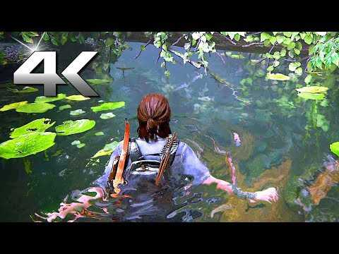 THE LAST OF US 2 Gameplay New 4K Demo (2020)