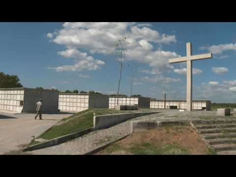 Brazil cemetery offers free funeral services for low income families