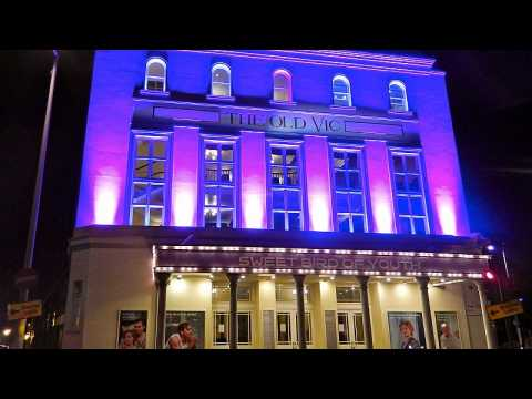 Britain's iconic Old Vic theatre facing financial collapse due to pandemic