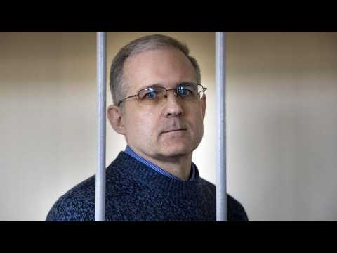 Russian court sentences former US marine Paul Whelan to 16 years in prison for espionage