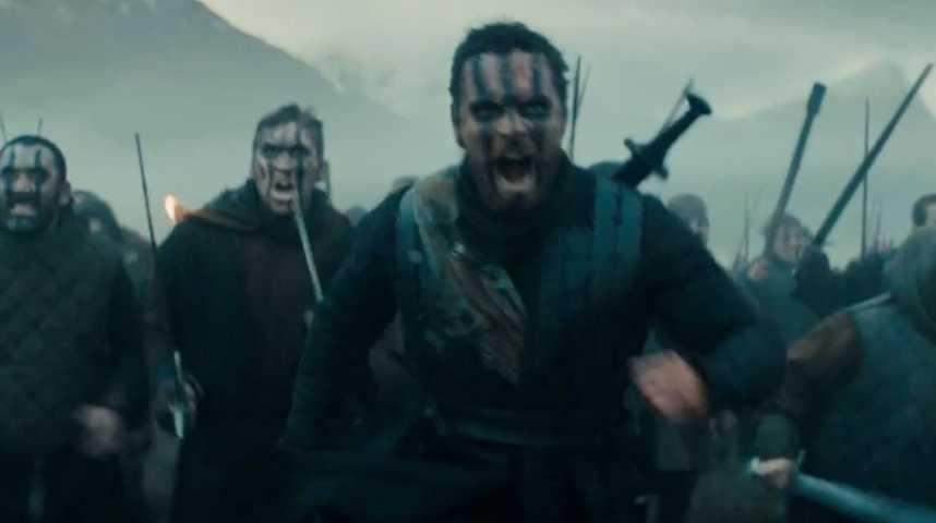Macbeth - Extrait 2 - VO - (2015)