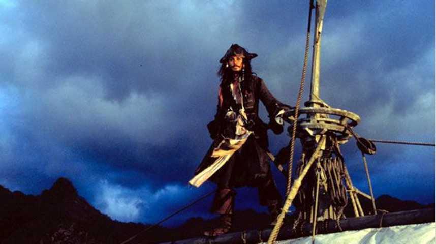 Pirates des Caraïbes : la Malédiction du Black Pearl - Extrait 18 - VO - (2003)