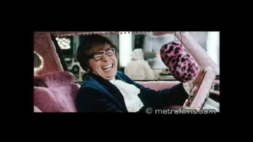 Austin Powers dans Goldmember - Extrait 9 - VF - (2002)