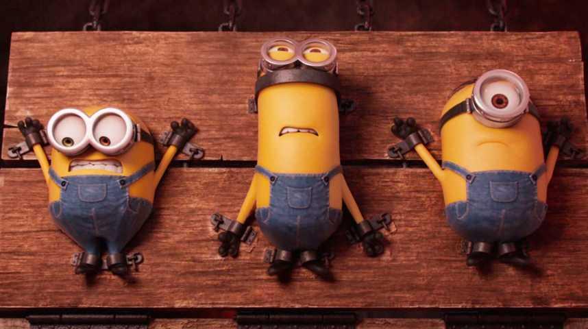 Les Minions - Extrait 20 - VF - (2015)