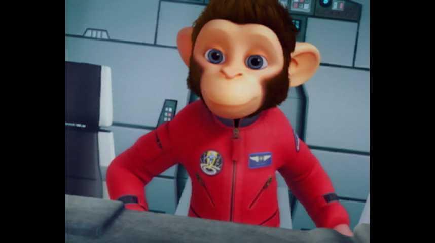 Les Chimpanzés de l'espace 2 - Extrait 3 - VF - (2009)