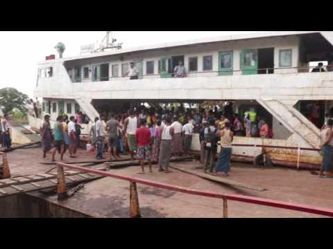 People flee home in Myanmar's Rakhine state fearing 'clearance ops'