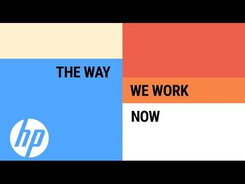 The Way We Work Now: Teaching from a Distance | Episode 1 | Garage by HP