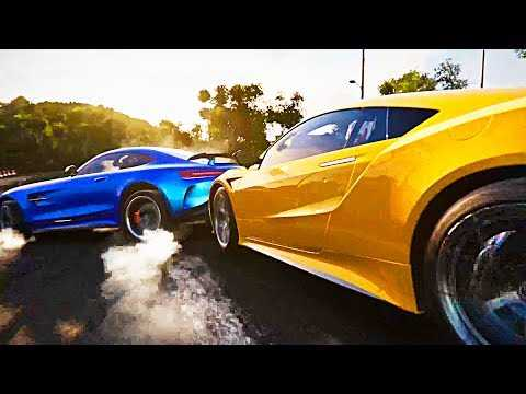 Project CARS 3 Official Trailer (4K ULTRA HD)