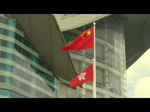 Hong Kong marks handover anniversary under shadow of new security law