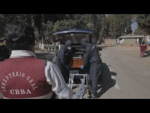 Living with corpses: Anguish in Bolivian city as cemetery system collapses