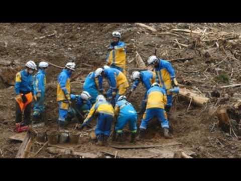Heavy rains continue to wreak havoc in Japan, rescue efforts underway