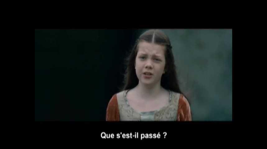 Le Monde de Narnia : Chapitre 2 - Le Prince Caspian - Extrait 13 - VO - (2008)