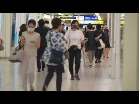 Tokyo Covid-19 cases hit single-day record of 224