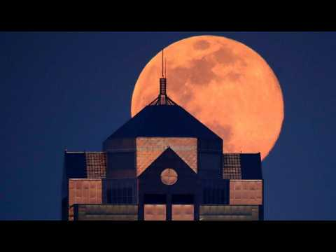 Hurry up: Last chance to see a supermoon this year