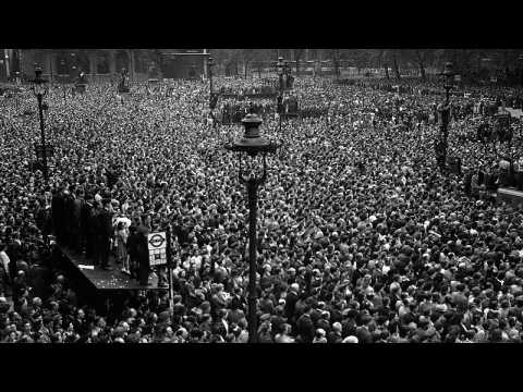 VE Day 75th anniversary: As war ends in Europe, 'no wonder people went crazy'