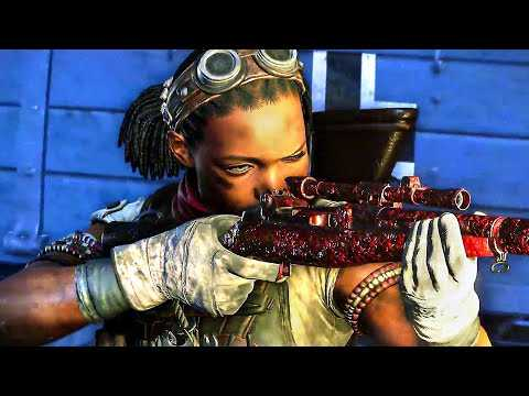 ZOMBIE ARMY 4 Dead War Blood Count Trailer (2020) PS4 / Xbox One / PC