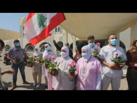 Lebanon celebrates International Nurses Day