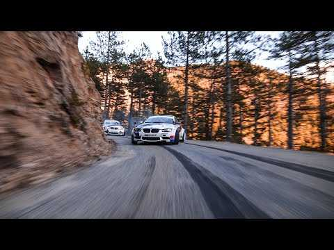 TOUGE DRIFT Trailer - The ///Mountain Attack