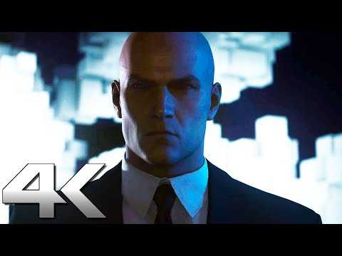 HITMAN 3 Cinematic Gameplay Trailer 4K (2021) PS5, Dubai