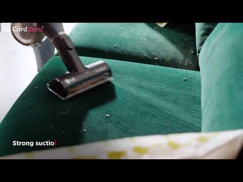 LG CordZero Kompressor Cordless Stick Vacuum with Powerful Suction