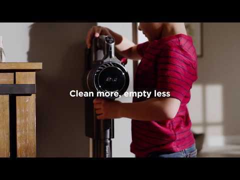 LG CordZero Cordless Stick Vacuum with Kompressor