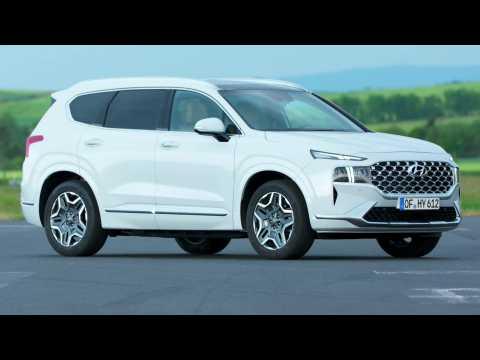 New Hyundai Santa Fe Highlight Clip