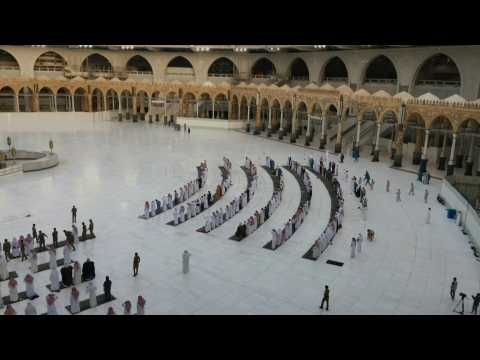 Eid and the virus: Muslim world marks end to Ramadan