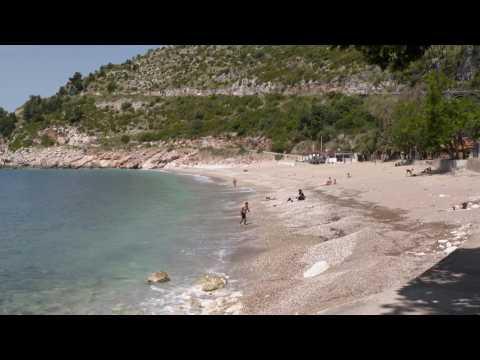 Montenegro woos tourists to Europe's 'corona-free' corner