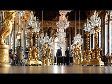 Versailles gets ready to open up the legacy of the Sun King once again