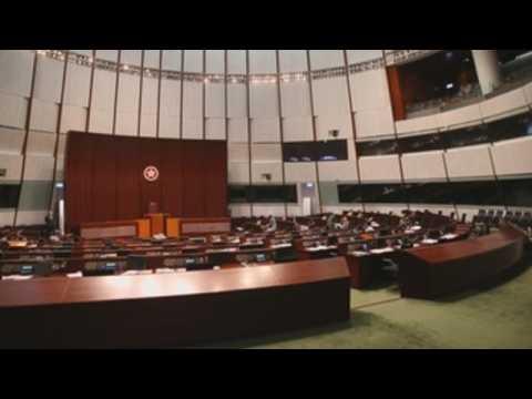 Hong Kong Legislative Council assesses controversial National Anthem bill