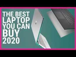 Şu anda satın alabileceğiniz en iyi dizüstü bilgisayar nedir?  (2020) |  TechRadar Sohbetleri