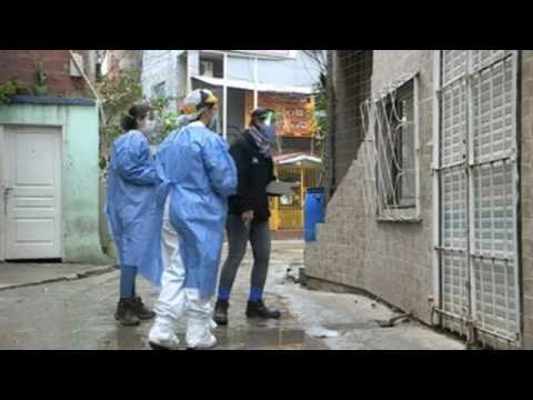 Argentina reports worst day ever for COVID-19 deaths