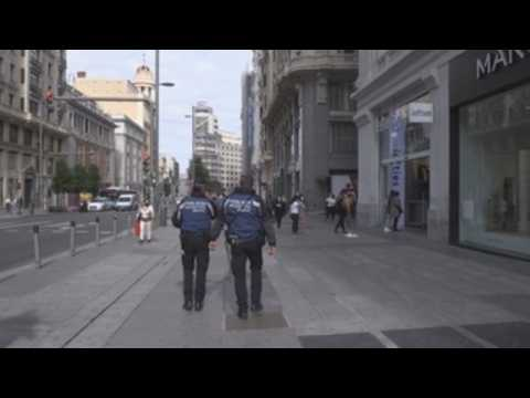 Shops reopen in Madrid as the region enters Phase 2 of de-escalation