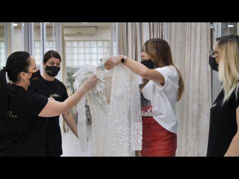 Albania's 'big fat weddings' on virus pause