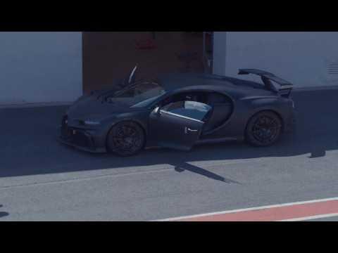 Bugatti Chiron Pur Sport – A lap in the new hyper sports car